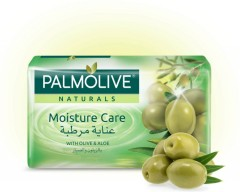PALMOLIVE Naturals Moisture Care Toilet Soap With Olive & Aloe (90g) (MOS)