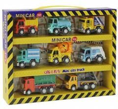 Mini Car Toys (AS PHOTO) (ONE SIZE)