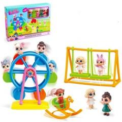 Amusement Toys Park (AS PHOTO) (36 × 7 × 26 CM)