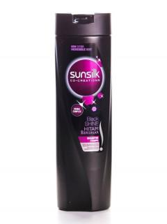 SUNSILK Black Shine Shampoo (160ml) (mos)