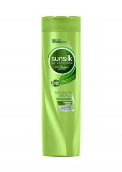 SUNSILK Sunsilk Lively Clean & Fresh Shampoo (160ML) (MOS)