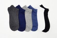 FITTER Ladies Socks 6 Pcs Pack (AS PHOTO) (FREE SIZE)