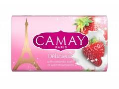 CAMAY Paris Delicieux Soap Bar (170g) (mos)