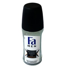 Fa MEN Invisible Power 72h Roll On 50ml (Exp: 11.2022) (MOS)