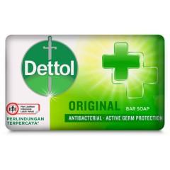 DETTOL  Antibacterial Original Bar Soap 100ML (Exp: 08.2022) (mos)