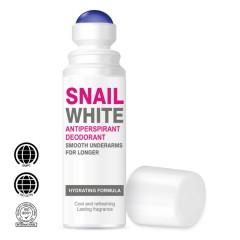 ROUSHUN Snail white Antiperspirant Deodorant Smooth Underarams For Longer 85ml (Exp: 07.01.2025) (mos)