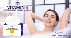 ROUSHUN vitamin E soap moisturiziing whitening soap anti-wrinkle soap 100G (Exp: 14.07.2025) (MOS)