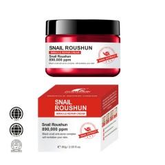 ROUSHUN Snail Miracle Repair cream  Snail acne Cream Anti Wrinkle Cream 60g(Exp:12.07.2025) (mos)