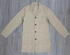 NORMAL Ladies Long Dress (CREAM)  (S - M - L - XL)