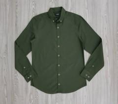 LC WAIKIKI Mens Sleeve Shirt (GREEN) (S - 3XL)