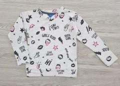 OVS Girls Long Sleeved Shirt (GRAY) (2 to 8 years)
