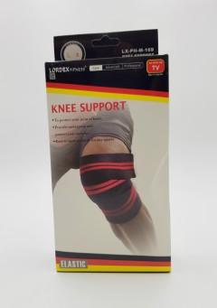 LORDEX FITNESS Knee Support (BLACK) ( LX-PH-M-169)