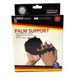 LORDEX FITNESS Palm Support (BLACK) (LX-PH-M-166)