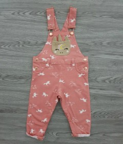 LETTE LILLY Girls Romper (PINK) (12 Month to 6 Years)