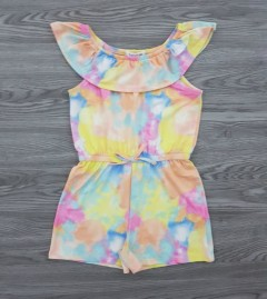 FOREVER ME Girls Romper (MULTI COLOR) (2 to 6 Years)