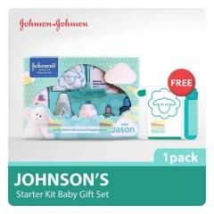 JOHNSONS starter Kit baby gift Set (Exp: 12.2021) (MOS)