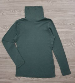 LAURA TORELL Mens Shirt (GREEN) (S - M - L - XL)