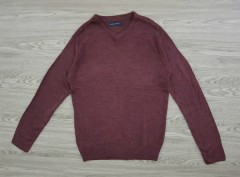 ORIGINAL Mens Sweater (MAROON) (S - M - L)