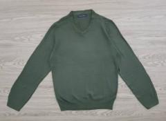 ORIGINAL Mens Sweater (GREEN) (S - L - XL)