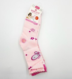 BAROTTI Girls Socks 5 Pcs Pack (RANDOM COLOR ) (9 to 11 Years)