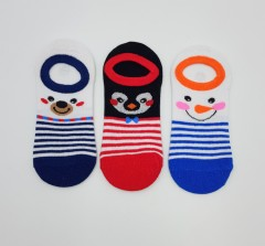 BAROTTI Girls Socks 3 Pcs Pack (AS PHOTO) (7 to 11 Years)