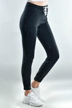 COLLECTION Ladies Turkey Pants (BLACK - WHITE) (S - M - L)