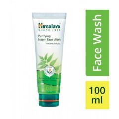 HIMALAYA Purifying Neem Face Wash 100ml (MOS)