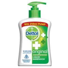 DETTOL  Original Liquid Handwash 250ml (Exp: 09.2022) (MOS)