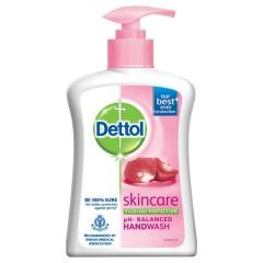 DETTOL  Skincare pH-Balanced Liquid Hand Wash 200ML (Exp: 09.2022) (MOS)
