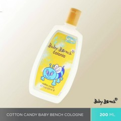 BABY BENCH Cotton Candy Colonia Cologne 200 ML (MOS)