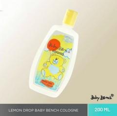 BABY BENCH Lemon drop Colonia Cologne 200 ML (MOS)