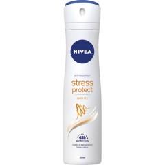 NIVEA Stress Protect deodorant Spray For Women (200 ml) (MOS)