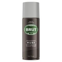 BRUT MUSK DEODORANT (200ML) (mos)