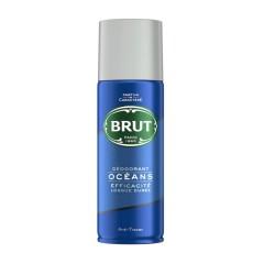 BRUT Oceans Deodorant For Men, (200ml) (mos)