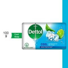 DETTOL  Cool Soap 100g (Exp: 08.2022)(MOS)