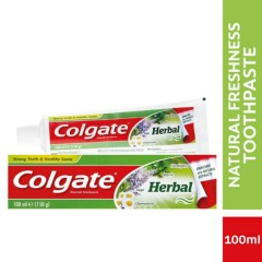 COLGATE Natural Freshness Toothpaste Herbal 100ml (150g) (MOS)