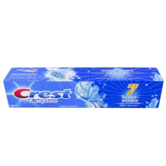 CREST Complete 7 Toothpaste + Mouthwash 100ml (Exp: 05.2022) (mos)