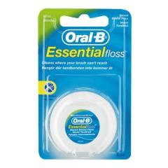 ORAL-B Essential Dental Floss waxed (50m) (MOS)