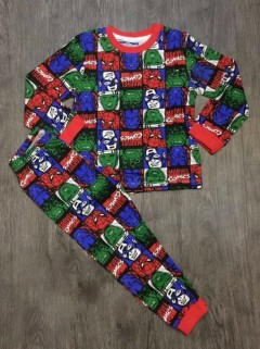 Generic Boys 2 Pcs Pyjama Set (AS PHOTO) (2 to 10 Years)