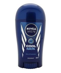 NIVEA Cool Kick Deodorant Solid Stick 40ml (eXP: 10.2022) (MOS)