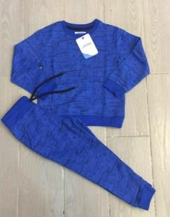 PEBBLES Boys 2 Pcs Pyjama Set (BLUE) (2 to 8 Years)
