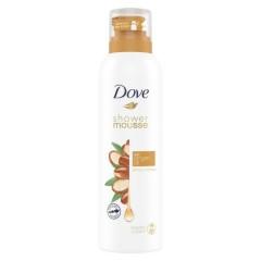 DOVE Shower Mousse With Argan Oil 200ml (MOS)