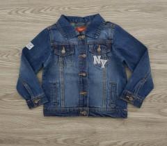 TISIAIA Boys Jeans jacket (BLUE) (3 to 10 Years)