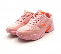 FAMOUS Ladies Shoes (PINK) (37 to 41)