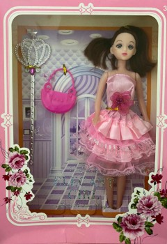 Barbie Toys (PINK) (One Size)