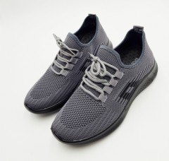 FASHION Mens Shoes (GRAY) (40 to 45)