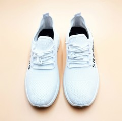 GENERIC Mens Shoes (WHITE) (40 to 45)