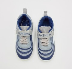FASHION Ladies Shoes (NAVY - BLUE) (31 to 36)