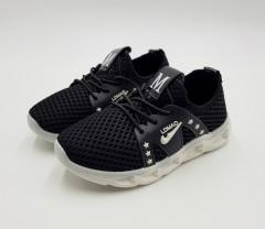FASHION Ladies Sandals Shoes (BLACK) (34 to 39)
