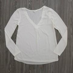 SPRINGFIELD Ladies Blouse (WHITE) (XS - S - M - L - XL)